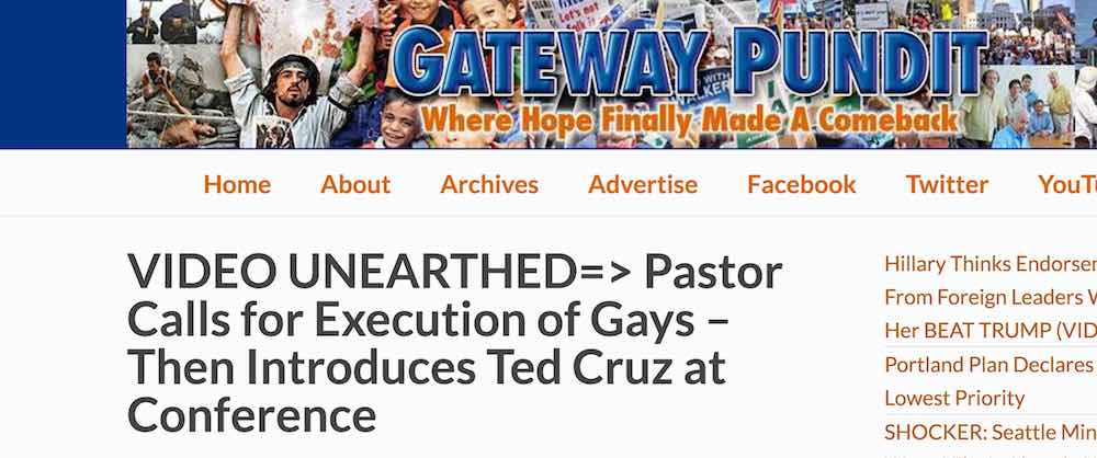 More Anti-Christian Coverage from Trump NewsOutlets