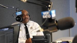 Chicago Police Superintendent Eddie Johnson (Abel Uribe / Chicago Tribune)