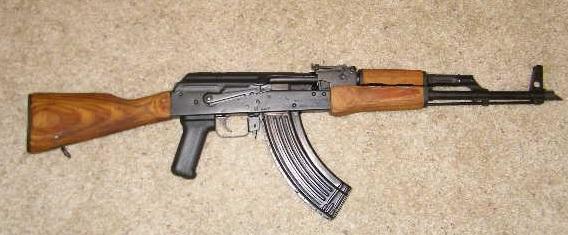 Nyet! AK is fine!