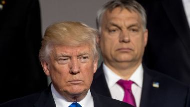 Trump and Orban