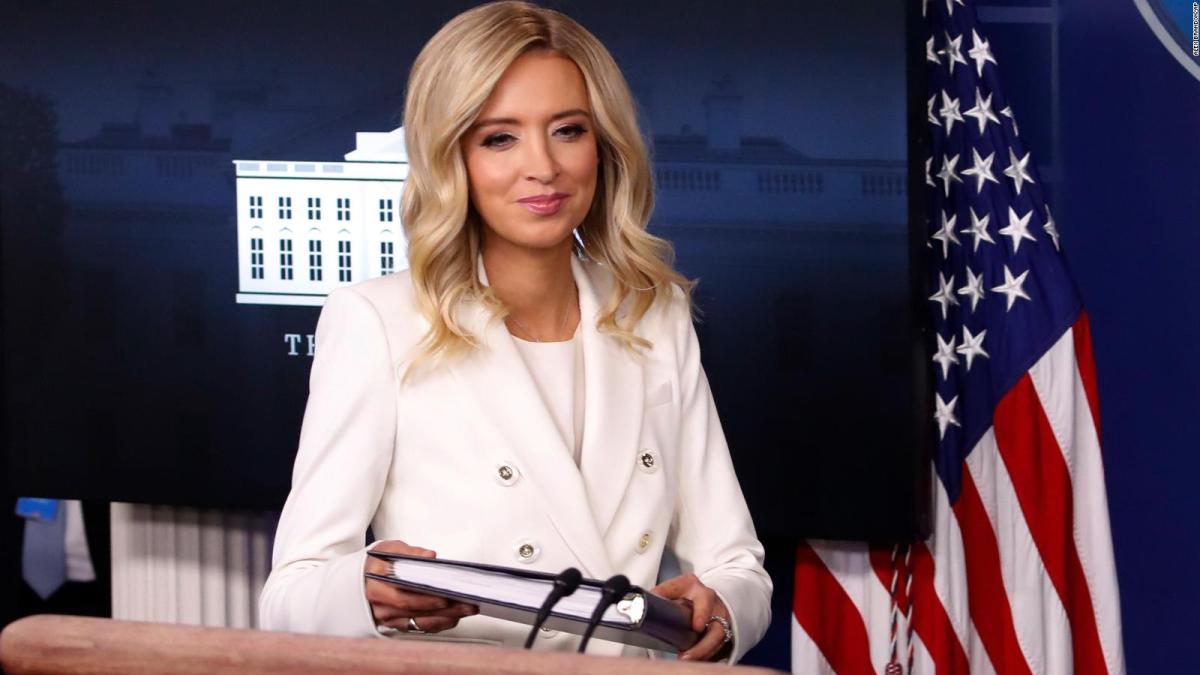 Kayleigh McEnany Named as new Co-Host of hit Fox NewsShow